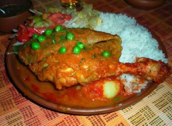 Picante de pollo recetas de cocina f ciles y con tradici n - Platos de pollo faciles ...