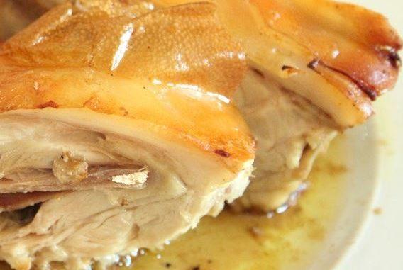 Como Cocinar El Cochinillo | Cochinillo Asado Con Especias Recetas De Cocina Faciles Y
