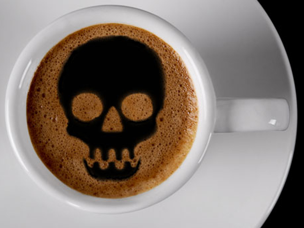 Consumo elevado de café