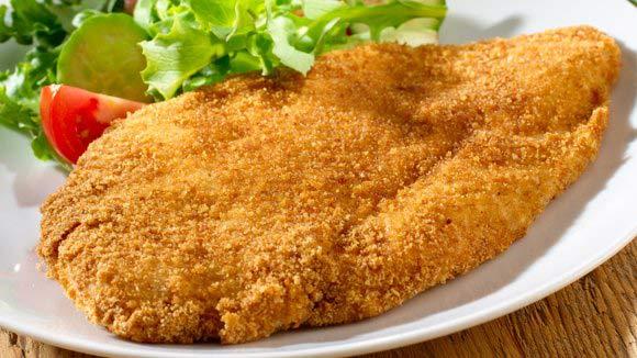 Cómo hacer milanesa de pollo