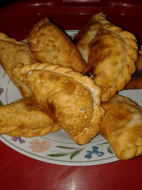 Tucumanas de pollo