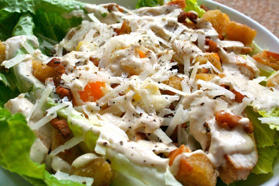 El origen de la ensalada Cesar