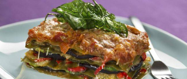 Cómo preparar las mejores lasañas vegetarianas