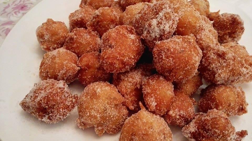 Dulces típicos de Cuaresma